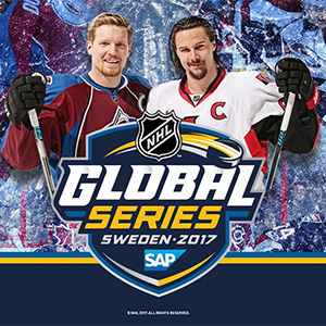 2017 SAP NHL GLOBAL SERIES